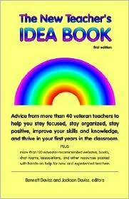 The New Teacher's Idea Book - Bennett Daviss, Jackson Daviss