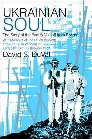 Ukrainian Soul - David S Duval