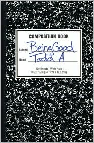 Being Good - Todd Anderson
