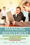 Managing Improvement