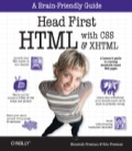 Head First HTML with CSS & XHTML - Robson, Elisabeth; Freeman, Eric