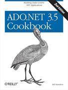 Bill Hamilton: ADO.NET 3.5 Cookbook