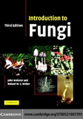 Introduction to Fungi 3ed - Weber, Roland
