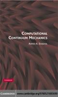 Computational Continuum Mechanics - Ahmed A. Shabana