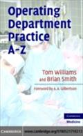 Operating Department Practice A-Z - Tom Williams