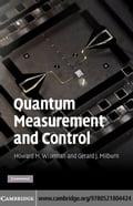 Quantum Measurement and Control - Wiseman, Howard M.