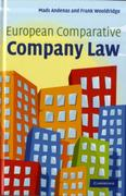 Andenas, Mads;Wooldridge, Frank: European Comparative Company Law