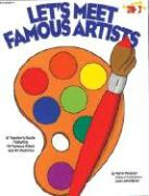 Let's Meet Famous Artists: A Creative Art Activity Book