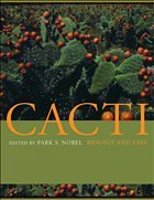 Cacti: Biology and Uses - Nobel, Park (ed.)