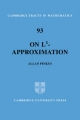 On L1-Approximation - Allan M. Pinkus