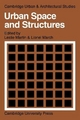 Urban Space and Structures - Leslie Martin; Lionel March