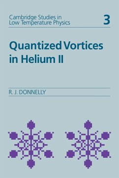 Quantized Vortices in Helium II - Donnelly, Russell J.