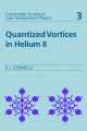 Quantized Vortices in Helium II - Russell J. Donnelly