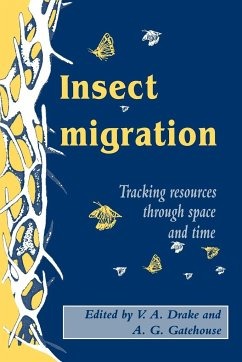 Insect Migration: Tracking Resources Through Space and Time - Drake, V. Alistair / Gatehouse, A. Gavin (eds.)