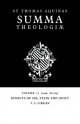 Summa Theologiae: Volume 27, Effects of Sin, Stain and Guilt - Thomas Aquinas; T. C. O'Brien