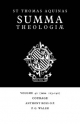Summa Theologiae: Volume 42, Courage - Saint Thomas Aquinas; Anthony Ross; P. G. Walsh