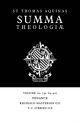 Summa Theologiae: Volume 60, Penance - Thomas Aquinas; Reginald Masterson; T. C. O'Brien