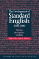 The Development of Standard English, 1300-1800 - Laura Wright