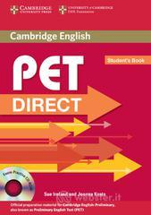 Pet direct. Student's book. Per la Scuola media. Con CD-ROM - Ireland Sue