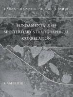 Fundamentals of Mid-Tertiary Stratigraphical Correlation