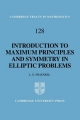 Introduction to Maximum Principles and Symmetry in Elliptic Problems - L. E. Fraenkel