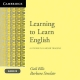 Learning to Learn English Audio CD - Gail Ellis; Barbara Sinclair