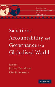 Sanctions, Accountability and Governance in a Globalised World - Jeremy Farrall