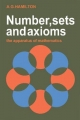 Numbers, Sets and Axioms - A. G. Hamilton