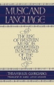 Music and Language - Thrasybulos Georgiades