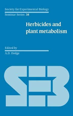 Herbicides and Plant Metabolism - Dodge, A. D. (ed.)