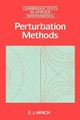 Perturbation Methods - E. J. Hinch