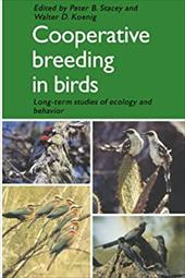 Cooperative Breeding in Birds: Long Term Studies of Ecology and Behaviour - Stacey, Peter B. / Koenig, Walter D. / Stacey, P. B.
