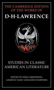 Studies in Classic American Literature - D. H. Lawrence