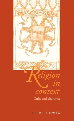 Religion in Context - Lewis, I. M.