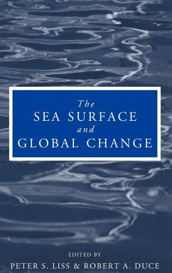 The Sea Surface and Global Change - Liss, Peter S.