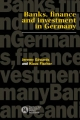 Banks, Finance and Investment in Germany - Jeremy Edwards; Klaus Fischer