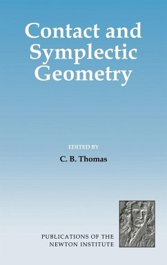 Contact and Symplectic Geometry - Thomas, Charles Benedict (ed.)