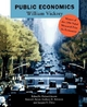 Public Economics - William S. Vickrey; Richard J. Arnott; Anthony B. Atkinson; Kenneth J. Arrow