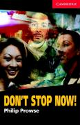 Don't Stop Now! Book And Audio CD Pack