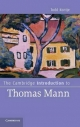 The Cambridge Introduction to Thomas Mann - Todd Kontje