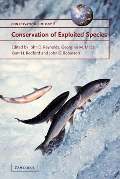 Conservation of Exploited Species - Reynolds, D. / Mace, M. / Redford, H. / Robinson, G. (eds.)