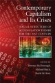 Contemporary Capitalism and its Crises - Terrence McDonough; Michael Reich; David M. Kotz
