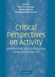 Critical Perspectives on Activity - Newton Duarte; Mohamed Elhammoumi; Peter H. Sawchuk