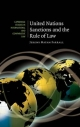 United Nations Sanctions and the Rule of Law - Jeremy Matam Farrall