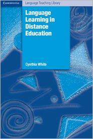 Language Learning in Distance Education - Cynthia White, Michael Swan (Editor)