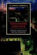 The Cambridge Companion to Theodore Dreiser