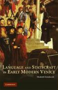 Language and Statecraft in Early Modern Venice