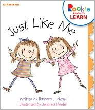Just Like Me (Revised Edition) - Barbara J. Neasi