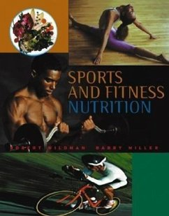 Sports and Fitness Nutrition (with Infotrac) [With Infotrac] - Wadsworth Publishing Wildman, Robert C. Miller, Barry S.