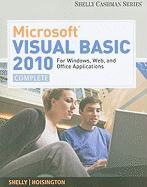 Microsoft Visual Basic 2010 for Windows, Web, and Office Applications: Complete